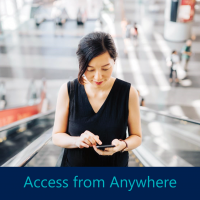 Access from Anywhere